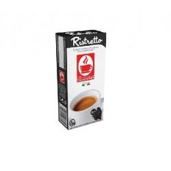 Café capsules Ristretto boite de 10 capsules