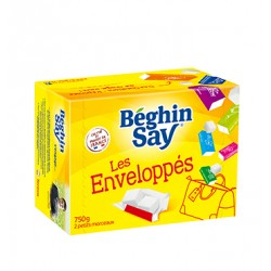 Sucre morceaux enveloppés BEGHIN SAY 750g