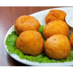 """Croquettes de fromage """"la cuisine belge"""" sachet 2kg"""