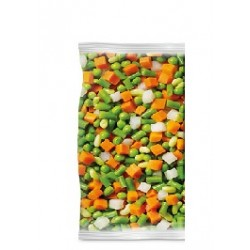 Macédoine de légumes 1 kg