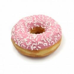 Donut fourré fraise 70g x 12