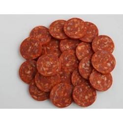 Chorizo précuit tranché lQF - halal 1 Kg