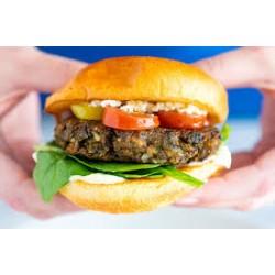 Veggie burger 1, 125kg