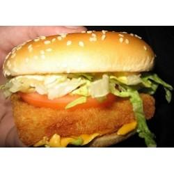 fish burger carré 80g (colin) 1 kg