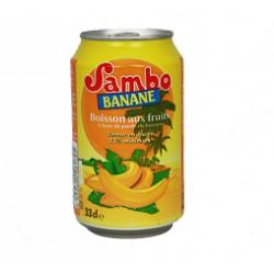 Sambo Banane 33cl x24